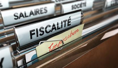 Dossiers fiscalité