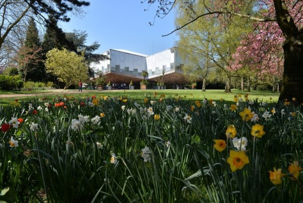Jardin en fleur Lille Moulins