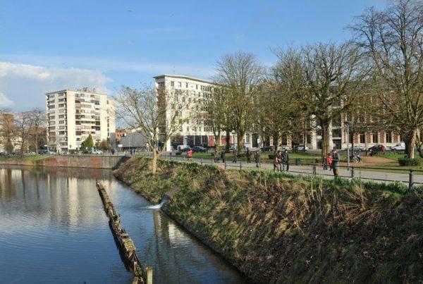 Photo Esplanade de Lille
