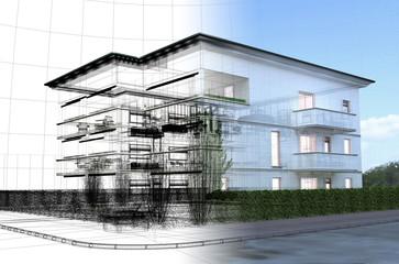 Plan Immeuble