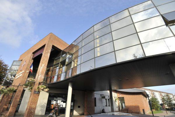 Photo bâtiment Lille Sud
