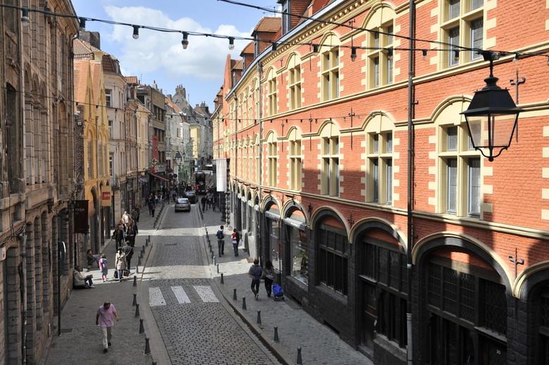Le Vieux Lille, agréable à vivre et visiter
