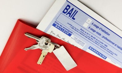 Photo bail et clés