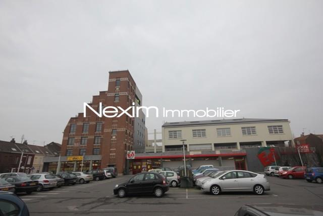 HELLEMMES LILLE Place de parking