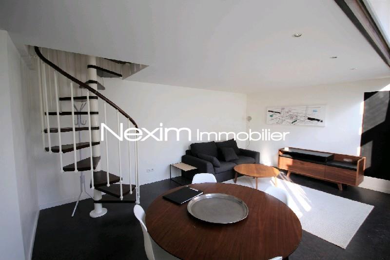 LILLE Appartement T2 DUPLEX MEUBLE