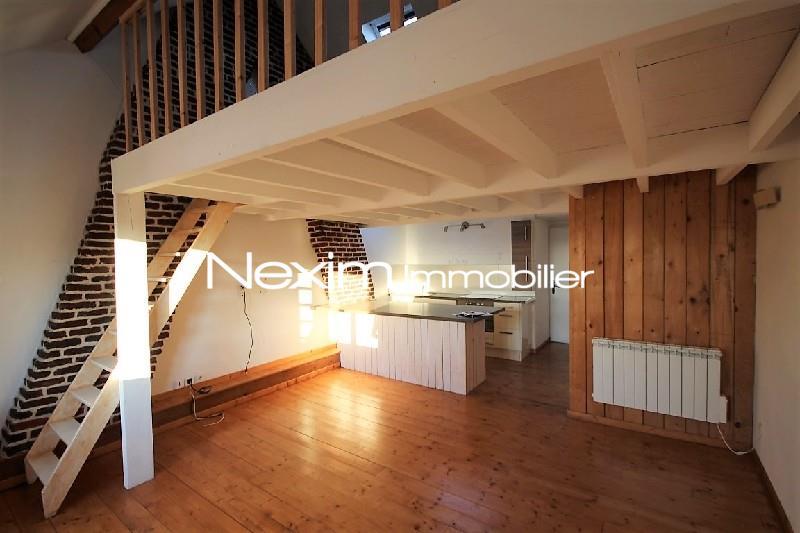 HOUPLINES Appartement T2 DUPLEX