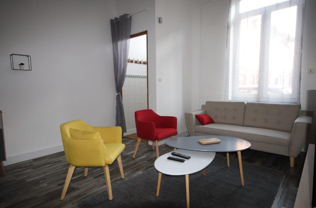 T5 MEUBLÉE de 113 m², Roubaix