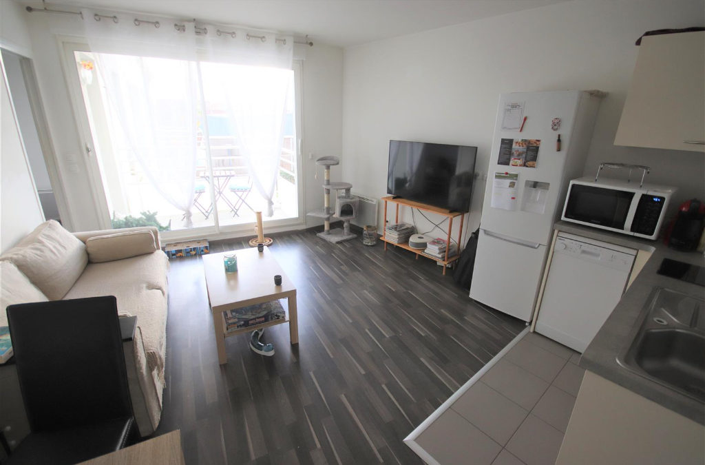 A VENDRE – T2 – PERENCHIES GARE