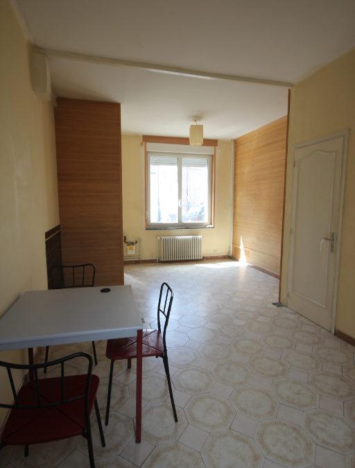 Maison T4 de 89 m², rue Mirabeau – LILLE