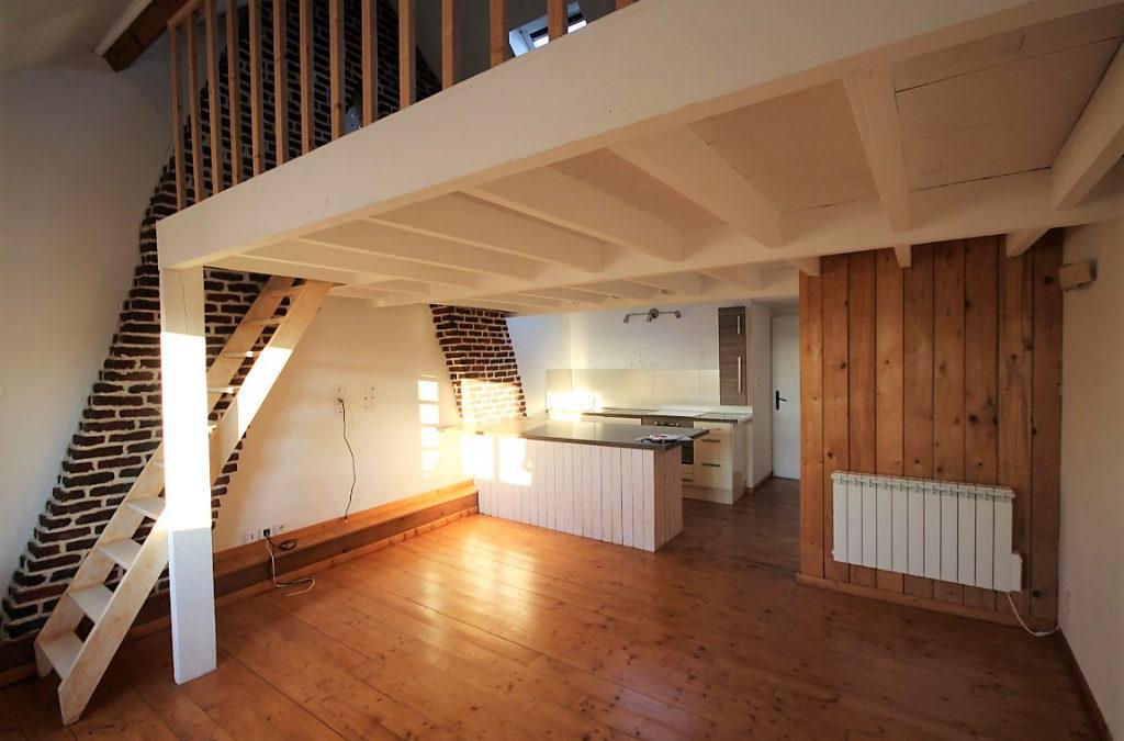 T2 de 50 m², rue d'Ecosse HOUPLINES