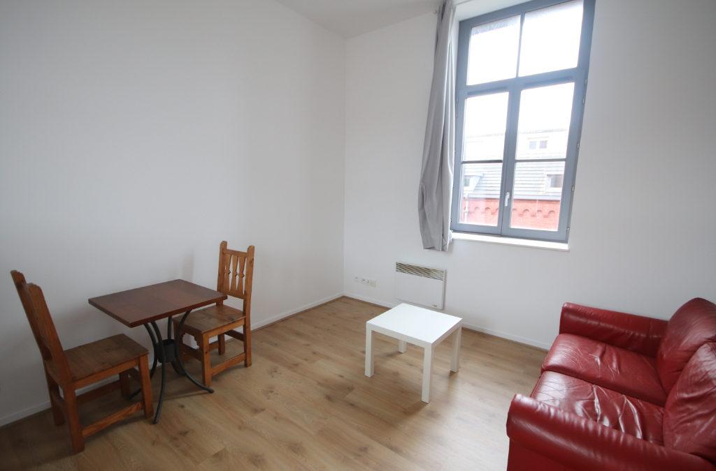T2 de 43.09 m², rue saint Jean,