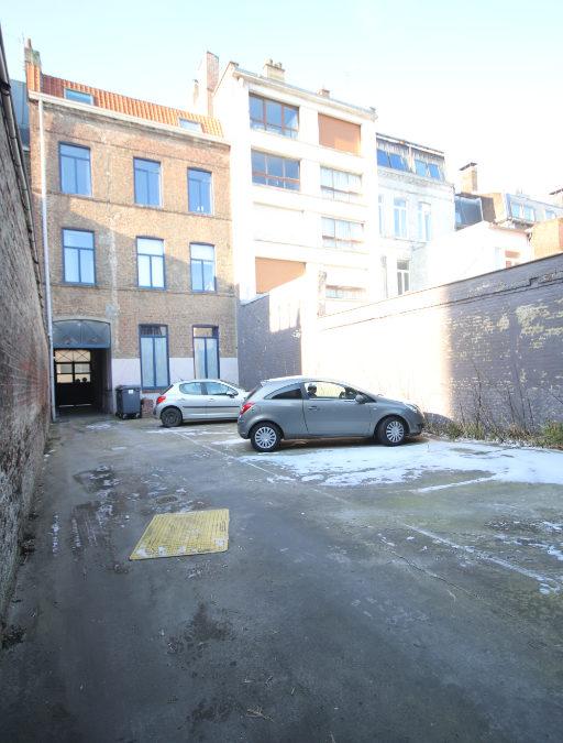 Place de parking, République Beaux-Arts