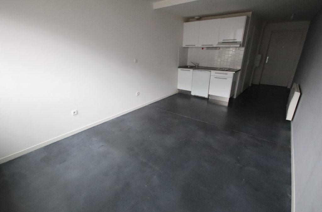 Studio de 25m², rue 135 rue Edouard Vaillant – Parc Barbieux