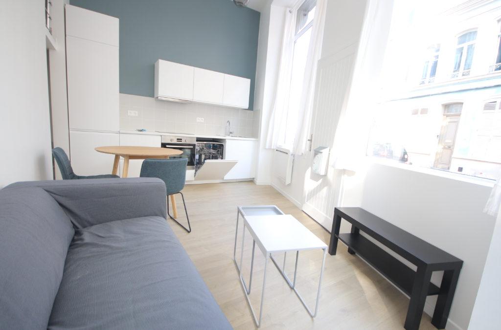 Maison de ville T3 de 70 m², rue Ratisbonne,