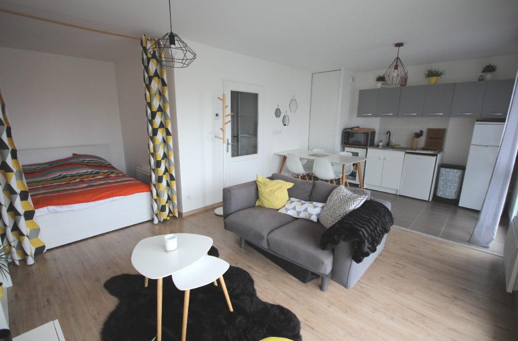 T1 de 36 m², rue Saint Hélène – Saint André Lez Lille
