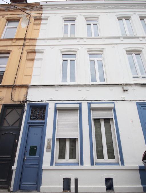 Lots de deux appartements vendus ensemble – Jean Baptiste Lebas – LILLE