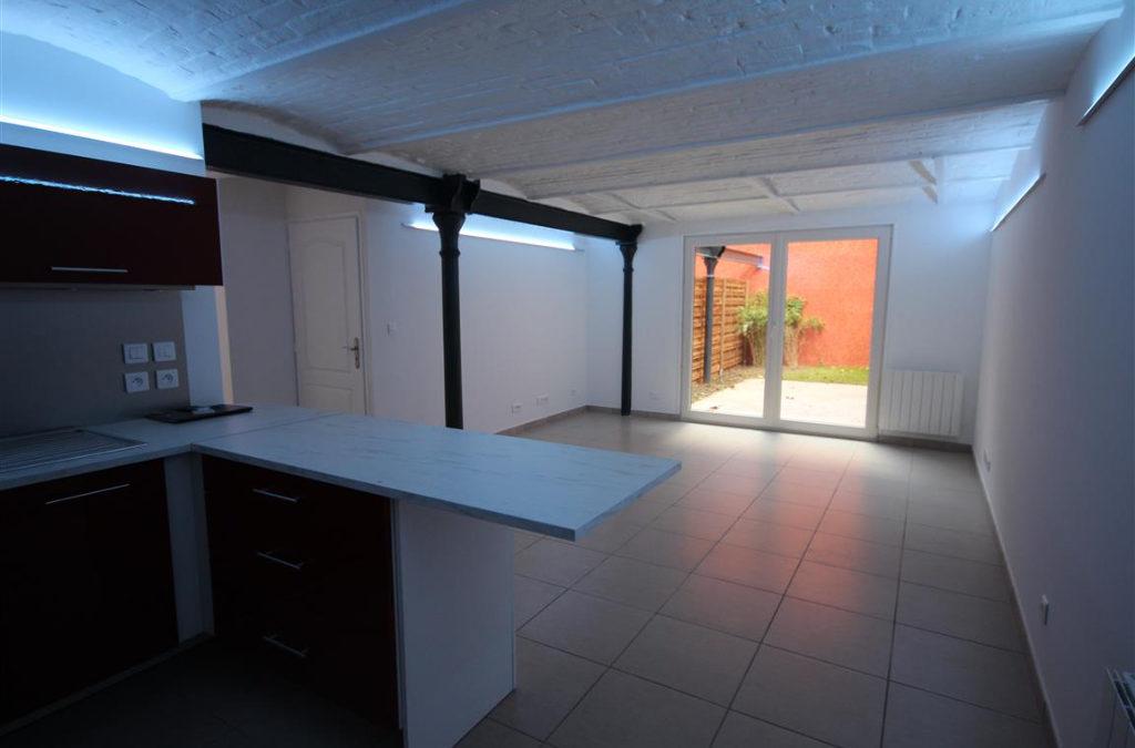 T2 de 56.19 m², rue du Faubourg d'Arras – Fâches Thumesnil