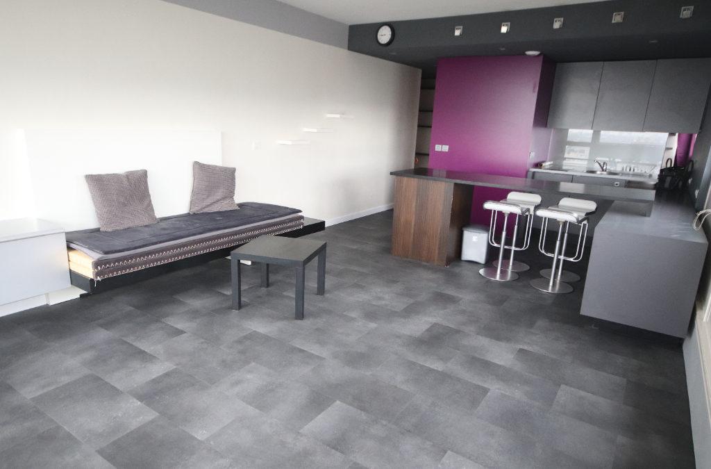 T2 MEUBLÉ de 47.34 m² avenue Willy Brandt, EURALILLE