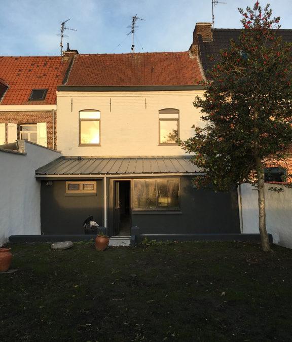 Maison de 102.06 m², rue des chaudronniers, LINSELLES