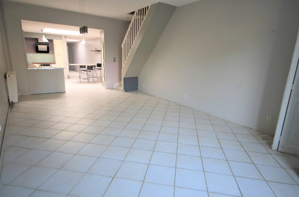Maison T3 bis de 158 m², rue Leplay, PERENCHIES