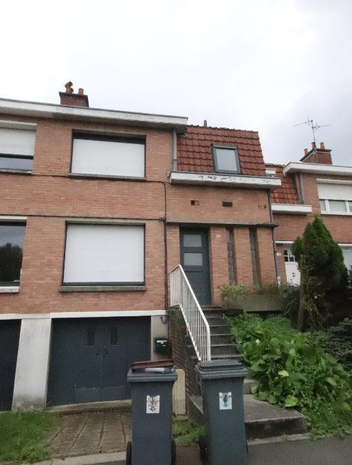 Maison T4 de 70 m², rue Georges Guynemer – Saint-André-lez-Lille/Lambersart