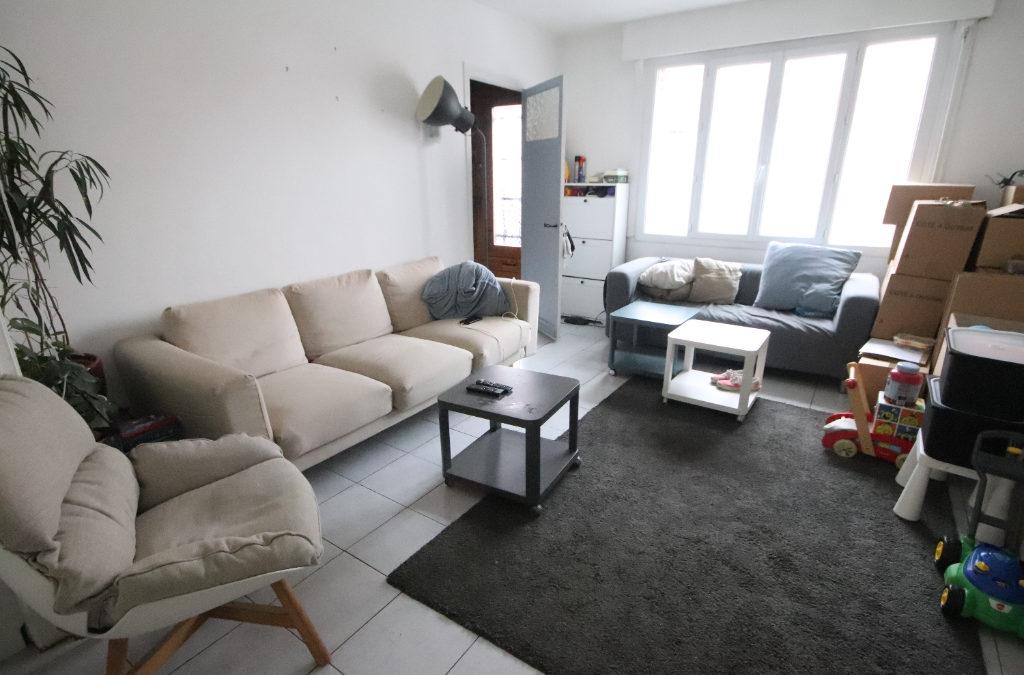 Maison T3 bis de 92.64m², rue Mabille de Poncheville – LAMBERSART – Canon d'Or