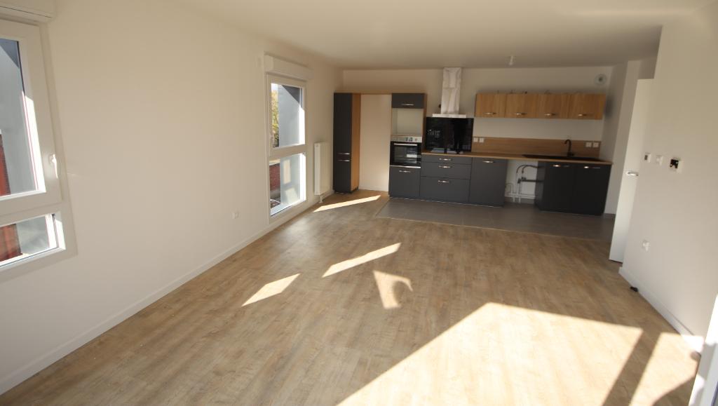 T4 de 83.16 m², rue saint Charles, LA MADELEINE