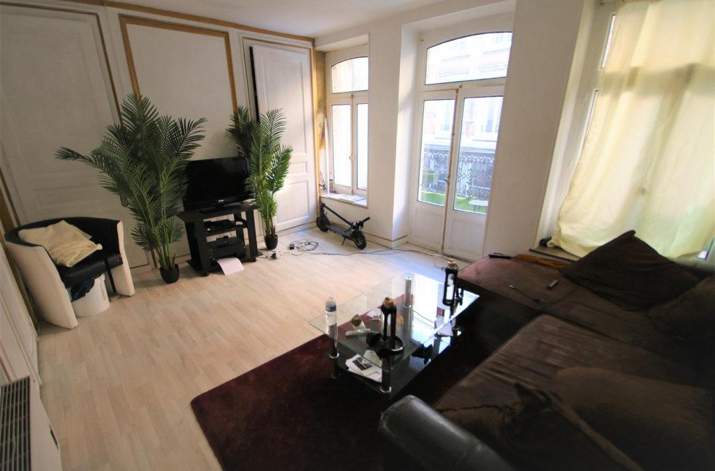 A VENDRE – T2 de 45m² avec Balcon – COEUR DU VIEUX LILLE